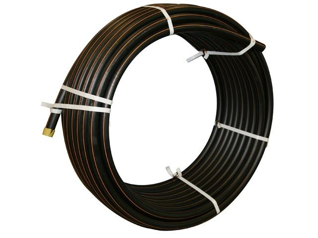 Труба ПЭ 100 SDR 9 110*12,3 газовая